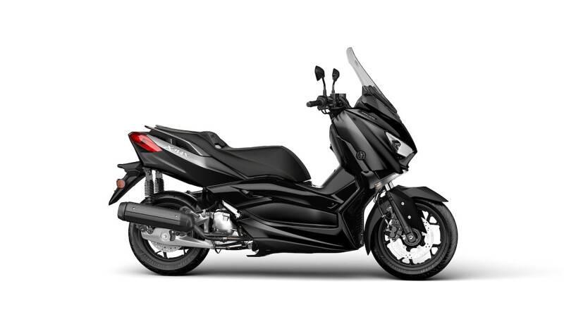 XMAX 125 IRON MAX