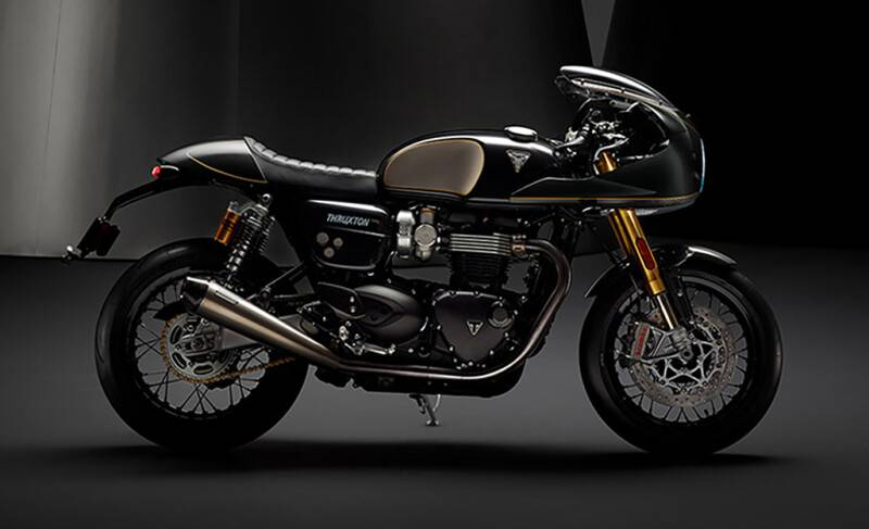 Thruxton R TFC - Limited Edition